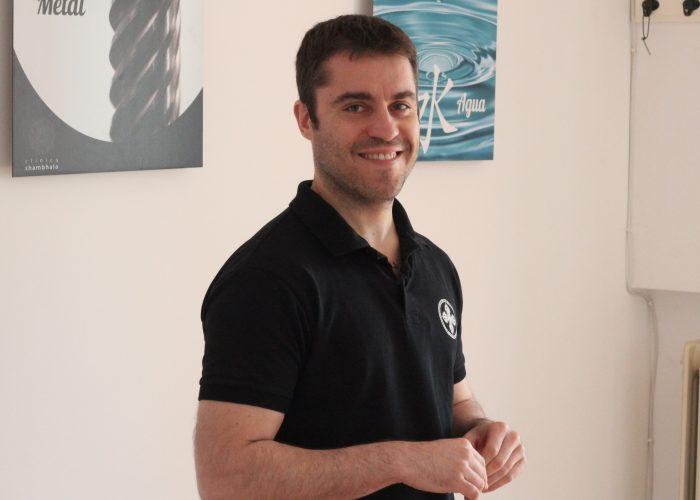 David Ortega Fisioterapeuta